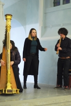 Concert - Church of the Holy Cross, Jablonec n. N., 14.12.2014